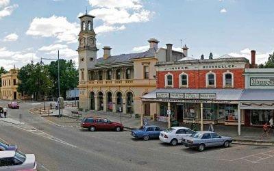 Beechworth City, Victoria