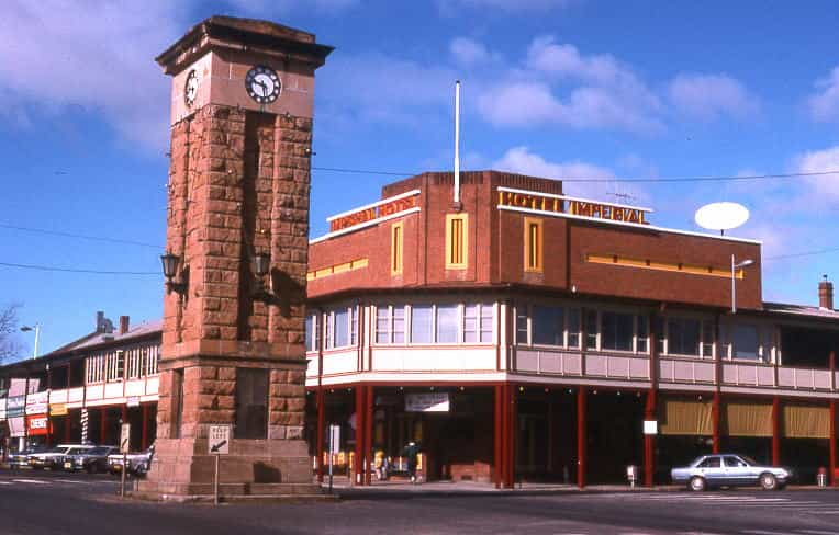 Coonabarabran, New South Wales, Australia