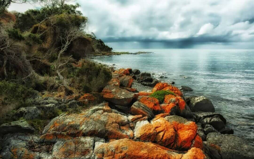 Greens Beach, Tasmania, Australia