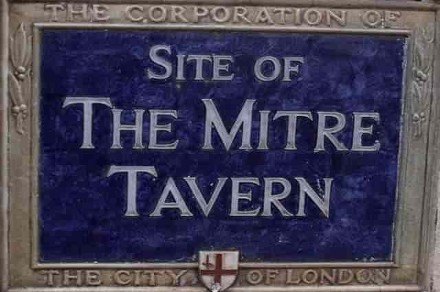 Blue Plaques and Gravestones