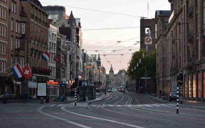 Getting around the Amsterdam